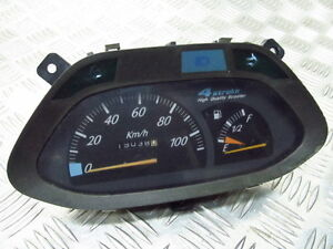 compteur tableau de bord yamaha mbk cygnus flame 125 scooter speedometer 00 03 ebay. Black Bedroom Furniture Sets. Home Design Ideas