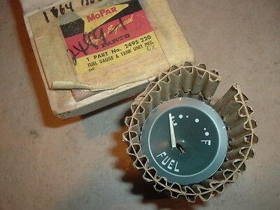 1964 Dodge Station Wagon Fuel Gauge 2495220