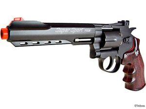 WG-6-CO2-400-FPS-Airsoft-Revolver-Pistol-Gun-BLACK