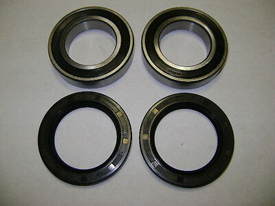 1995-2003 Kawasaki Lakota 300 Rear Axle Wheel Bearing & Seal Kit 3