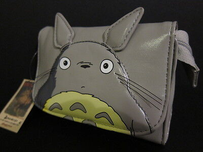 My Neighbor Totoro Cosmetic pencil bag purse wallet w/ mirror on Rummage