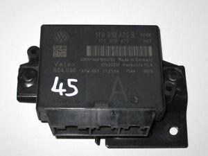 VW-Touran-Parco-Distance-PDC-Sensori-di-parcheggio-Centralina-V-H-8-Canale