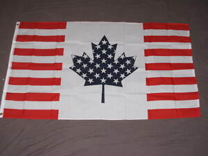 USA-Canada-Friendship-Flag-3x5-feet-American-Canadian-banner-new-sign-US-half