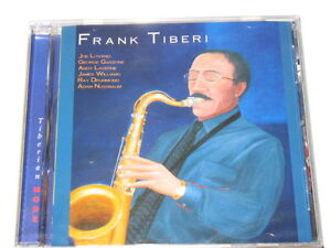 TIBERIAN MODE BY FRANK TIBERI GEORGE GARZONE JOE LOVANO ANDY LAVERNE JAZZ MUSIC