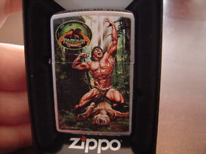 TARZAN-LORD-OF-THE-JUNGLE-100TH-ANNIVERSARY-ZIPPO-LIGHTER-MINT-IN-BOX