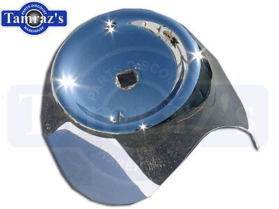 57 Chevy Bel Air Rh Front Bumper Cone Usa Plated