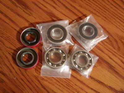 John Deere 49 Snowblower Gearbox Bearing Seal Kit 16