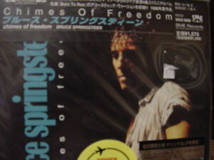 BRUCE-SPRINGSTEEN-CHIMES-FREEDOM-ORIGINAL-JAPAN-OBI-Sealed-Replica-LP-IN-A-CD