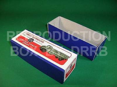 Dinky 531 (931) Leyland Comet Lorry - Reproduction Box By Drrb
