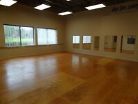 Dance Studio Space Available, Stouffville, Ontario