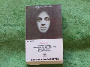 BILLY-JOEL-PIANO-MAN-Cassette-tape