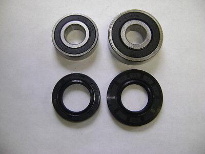 1996-1999 Honda Crm250ar Crm 250 Ar Rear Wheel Bearing And Seal Kit 59