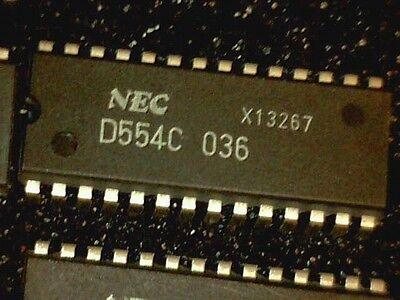 NEC D554C 036 UPD554C036 4-Bit MC DIP-28
