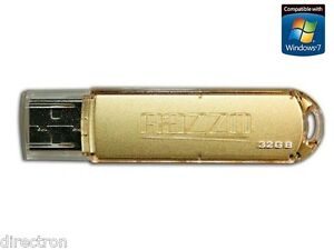 Patriot-Xporter-Razzo-32GB-USB2-0-Flash-Drive-Model-PSF32GRUSB