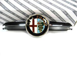 Alfa Romeo Emblem Kühlergrill Scudetto 156 Facelift komplett NEU