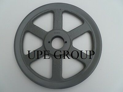 Cast Iron Pulley Sheave 10.75 For Electric Motor 1 Groove 3l 4l & A Belts
