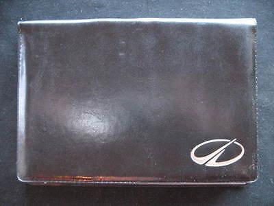 Oldsmobile 2002 Alero Original Owners Manual Kit Set Case - Old001