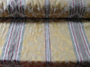 Offerta stoffa vintage per tappezzeria tessuto for Tappezzeria a righe