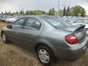 2005 Dodge Neon SX 2.0 Sedan==EXCELLENT SHAPE IN AND OUT Edmonton Edmonton Area image 3