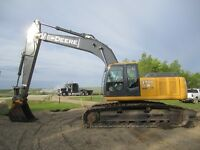 Excavators For Sale or Rent - SALE PRICE!