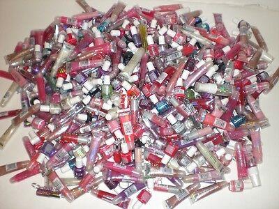 100 Pc Wholesale Bonbons Cosmetics Nail Polish,lip Gloss,nail File Great Resell