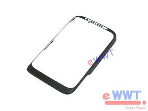 for-HTC-Wildfire-S-A510e-Black-Front-Housing-Metal-Side-Frame-Bezel-Unit-ZVHR104