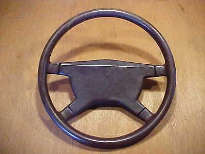 Maserati QP3 Steering Wheel Quattroporte 3 OEM