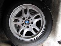 Alufelgen,BMW,Reifen 2x neu! Thüringen - Niedersachswerfen Vorschau