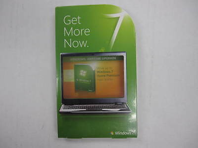 NEW MICROSOFT WINDOWS 7 HOME PREMIUM ANYTIME UPGRADE FROM STARTER 4WC-00040  on Rummage