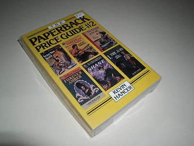 Paperback Price Guide #2, Kevin Hancer, PB, 1982, VF!