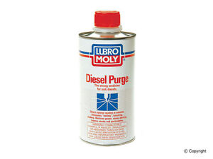 Fuel Additive Lubro Moly 2005 Diesel Purge Injector Cleaner