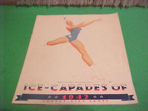 1942-ICE-CAPADES-SOUVENIR-PROGRAM-BKLET-NEW-YORK-CITY-COVER-ART-GEORGE-PETTY