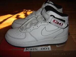 Nike-Air-Force-1-Mid-Sz-9-5-Chi-town-COF-OG-Vintage-PE