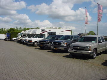 USA CARS + CAMPERS Serv. Onderh. Revisie Autogas en parts