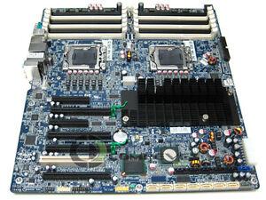 New-HP-Z800-Workstation-LGA-1366-Motherboard-576202-001