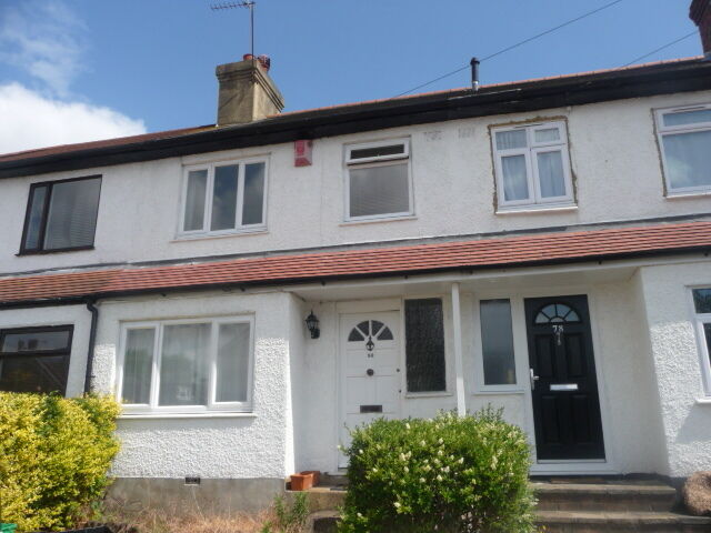 3 Bedroom Terraced House Bromley/Bickley with Garden and OSP