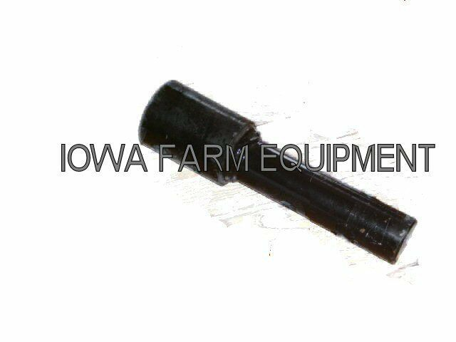 Mcmillen, Mcmillan Post Hole Digger To Auger Adapter, 2.56 Round To 2 Round