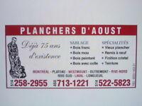 planchers j daoust (514-522-5823)