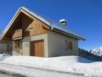 Chalet Couple for Luxury Ski Chalet in French Alpes