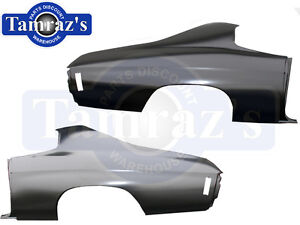 70-2 Chevelle Malibu Full Quarter Panel - Pair New