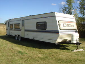 Old Camper Trailers, RV's, and Motorhomes Will Pick Up $$$$