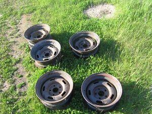 70 Mercury cyclone 429 CJ spoiler 14 x 7 sport wheels