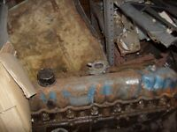 Early Ford Mustang, Falcon, Comet  6cyl short block
