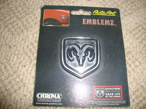dodge-pick-up-ram-emblems-decals