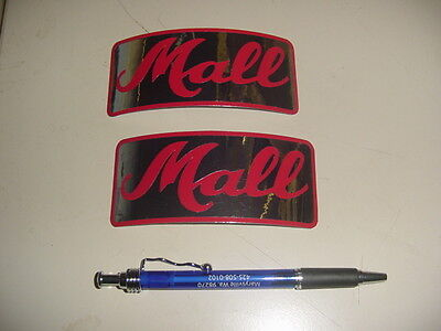 Mall Chainsaw Decal Sticker Set Dr30-26