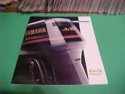 1994 YAMAHA SALTWATER SERIES OUTBOARDS MOTOR DEALER BOOKLET CATALOG