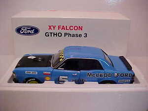 BIANTE 1/18 XY FALCON JOHN GOSS Limited Edition  MINT BOXED; DDNCP