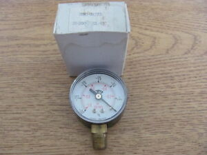 Duro-United-20-200ND-02L-VAC-Pressure-Gauge