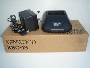 Kenwood-KSC-18-Rapid-Charger-new-in-box