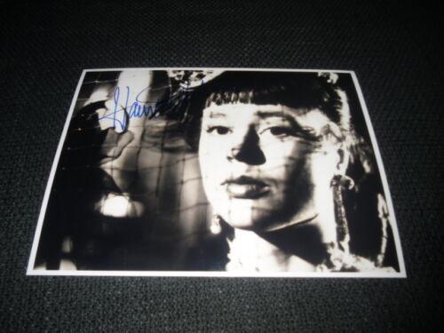 Harriet Andersson signed Autogramm auf 20x28 cm Foto InPerson LOOK